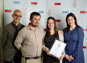 BBAS Awards Kirstie Allsopp (8th March 2012)