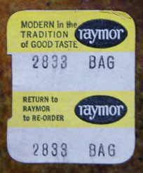 Raymor Modern in the tradition of good taste