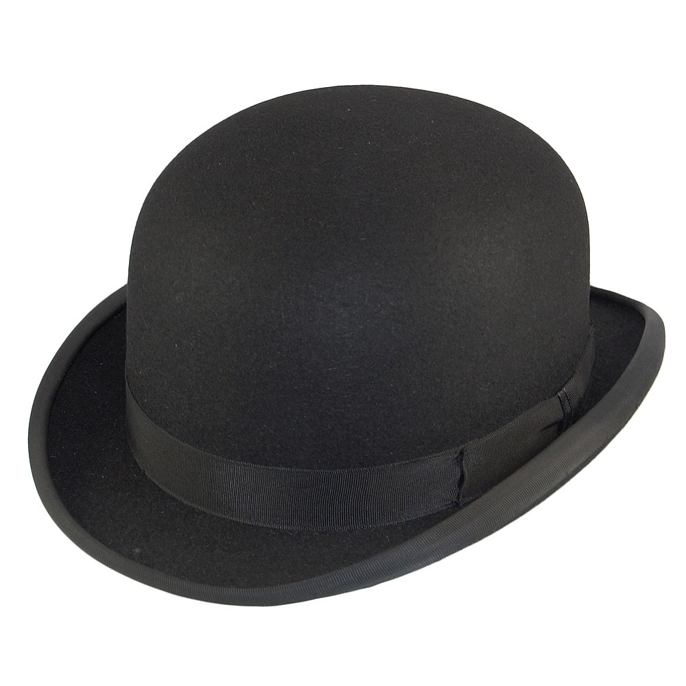 Doing It Properly Resizing An Antique Bowler Hat Mark