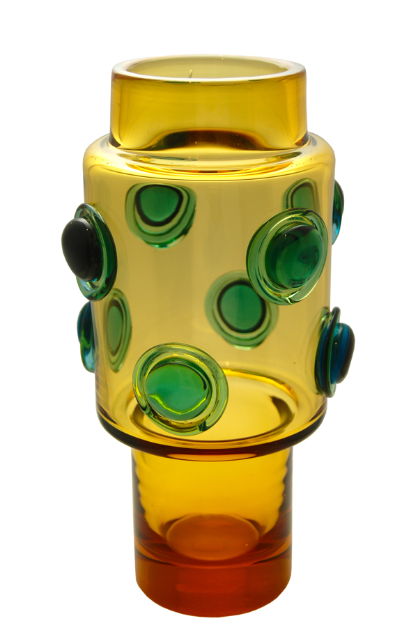 A 1970s Josef Hospodka for Prachen Vase