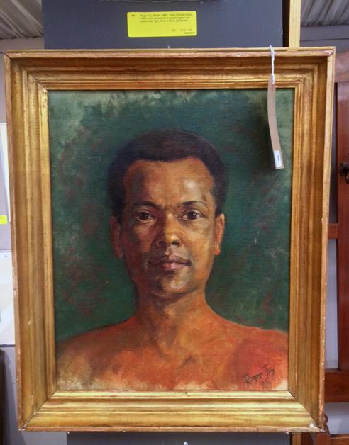 Roger Fry Portrait