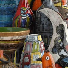 Mark Hill Ceramics & Glass