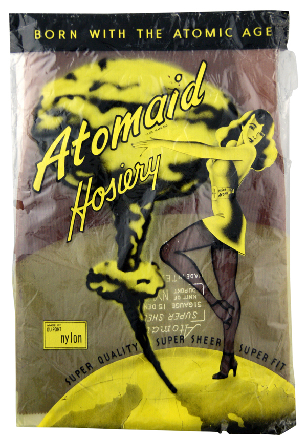 1940s Atomaid Nylon Stockings