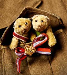 Farnell Mascot Soldier Bears Pocket