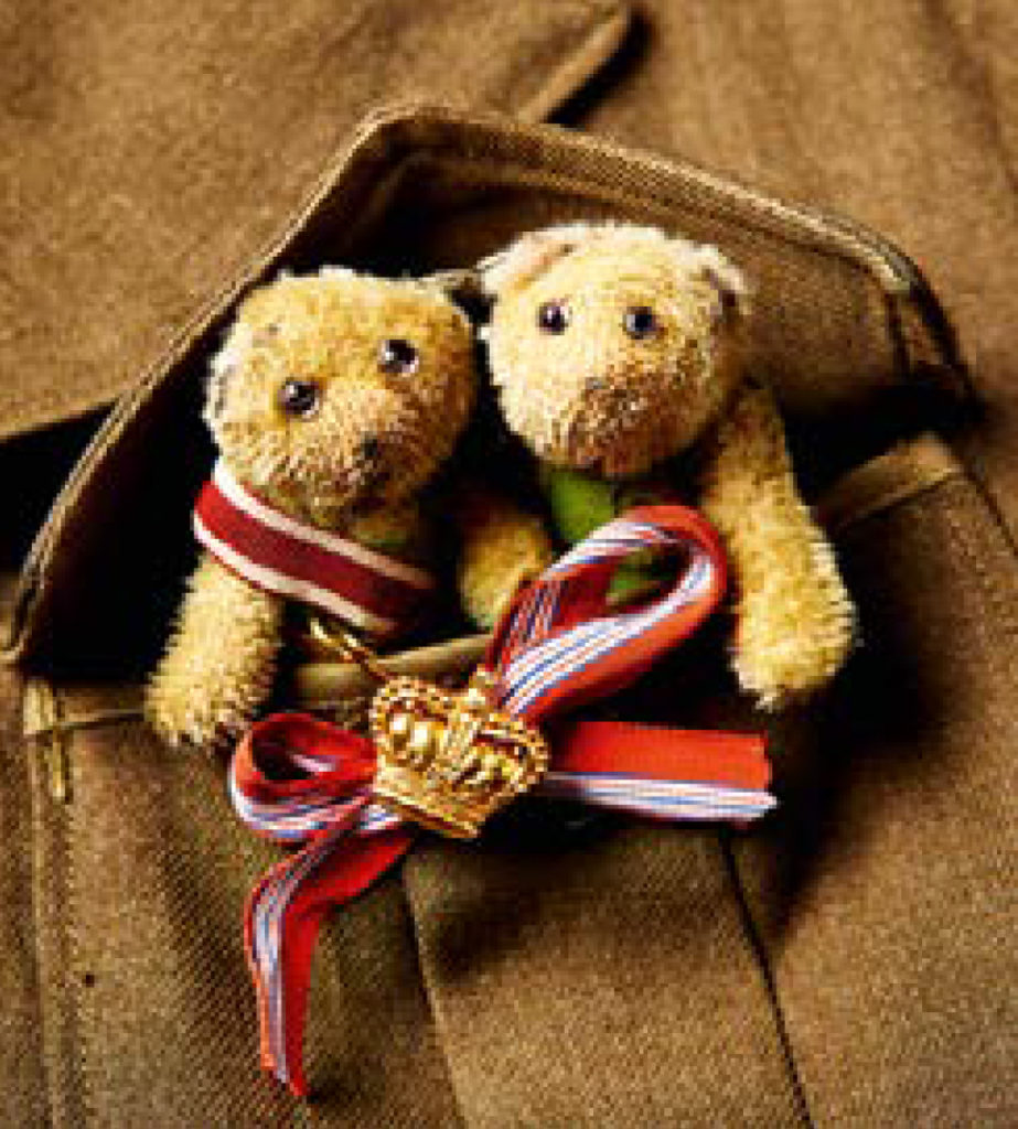Farnell Mascot Soldier Bears Pocket