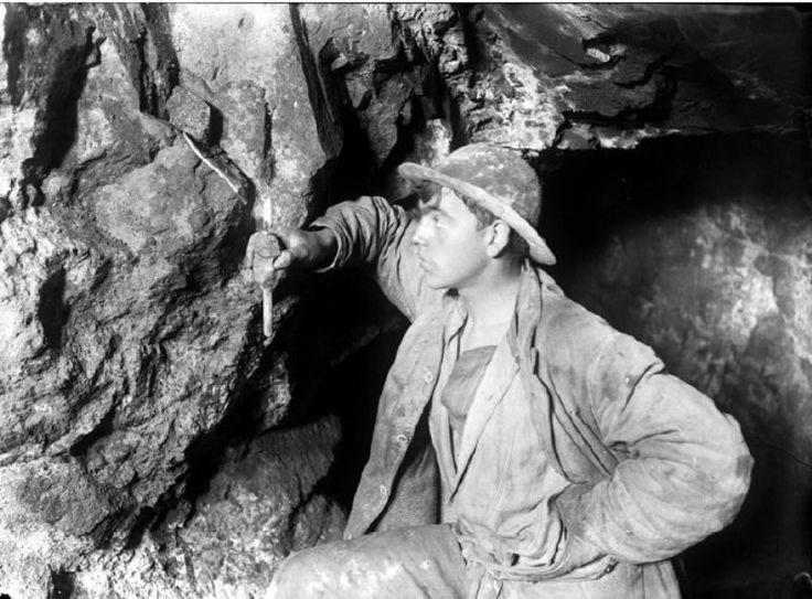 Victorian Miner