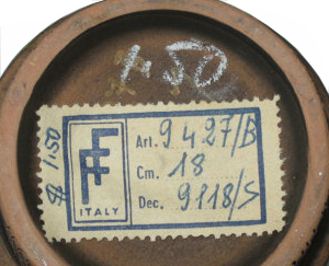 Fratelli Fanciullacci Marks & Labels | Mark Hill | Antiques