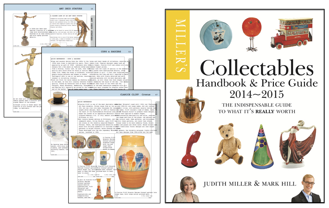 Miller\'s Collectables Price Guide 2014-2015 | Mark Hill | Antiques ...