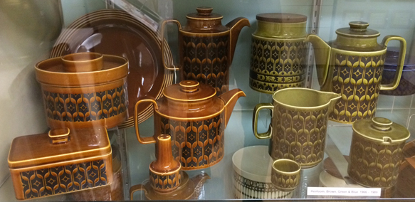 Hornsea Pottery Collectors' Weekend Event | Mark Hill ... Hornsea Pottery
