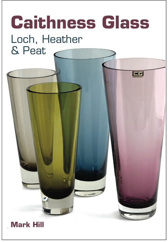 Caithness Glass: Loch, Heather & Peat