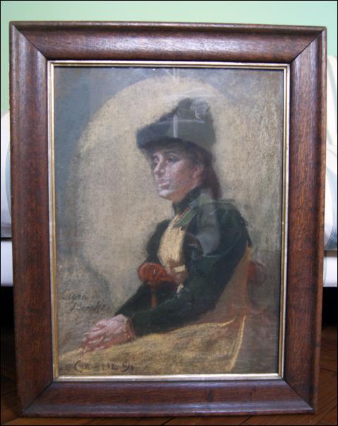 A James Elder Christie Portrait