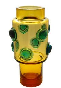 A 1970s Josef Hospodka for Prachen Vase