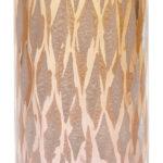 A Josef Hospodka for Chribska Mica Diamond Vase
