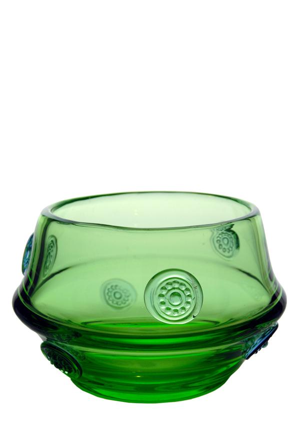 A Josef Hospdka for Prachen Applied Green Bowl