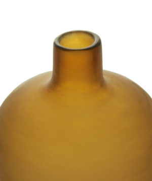A 1960s Venini Velato Veiled Bottle