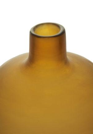 A 1960s Venini Velato Veiled Bottle