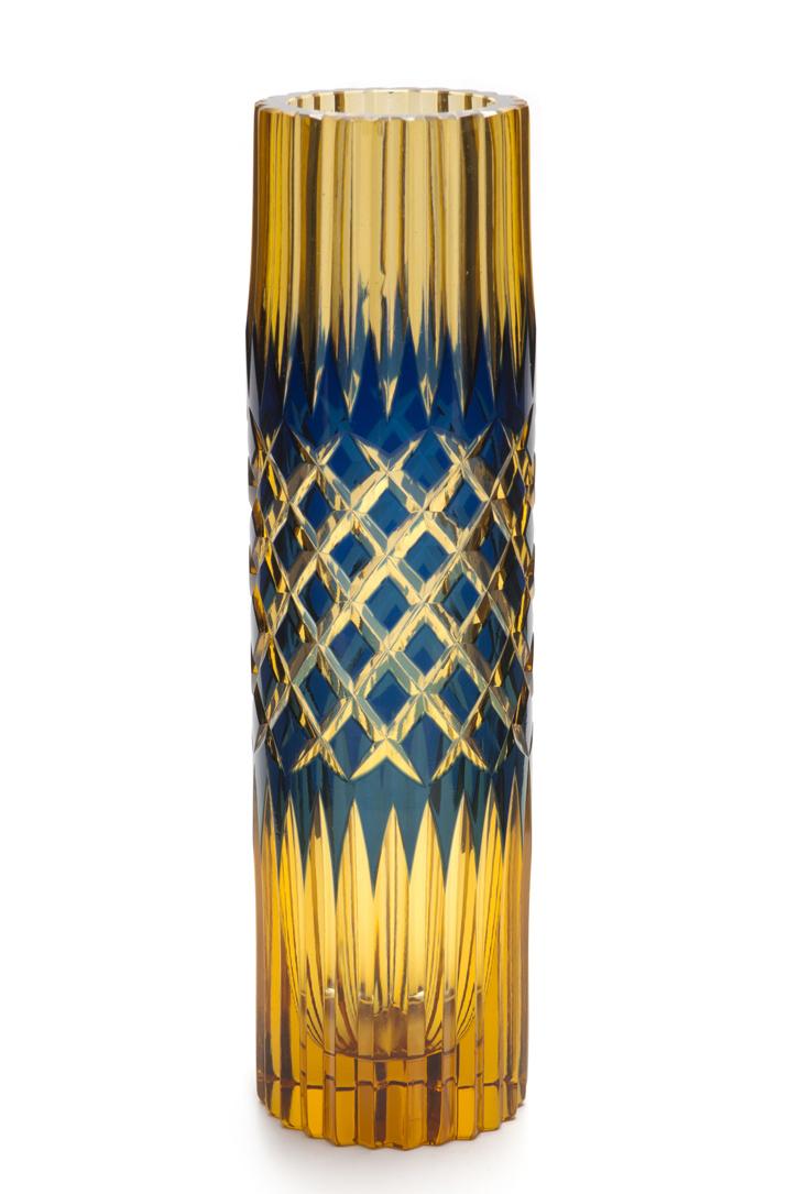 A Karel Wunsch for Exbor Dual Range Vase