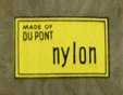 1940s Atomaid Nylon Stockings Dupont