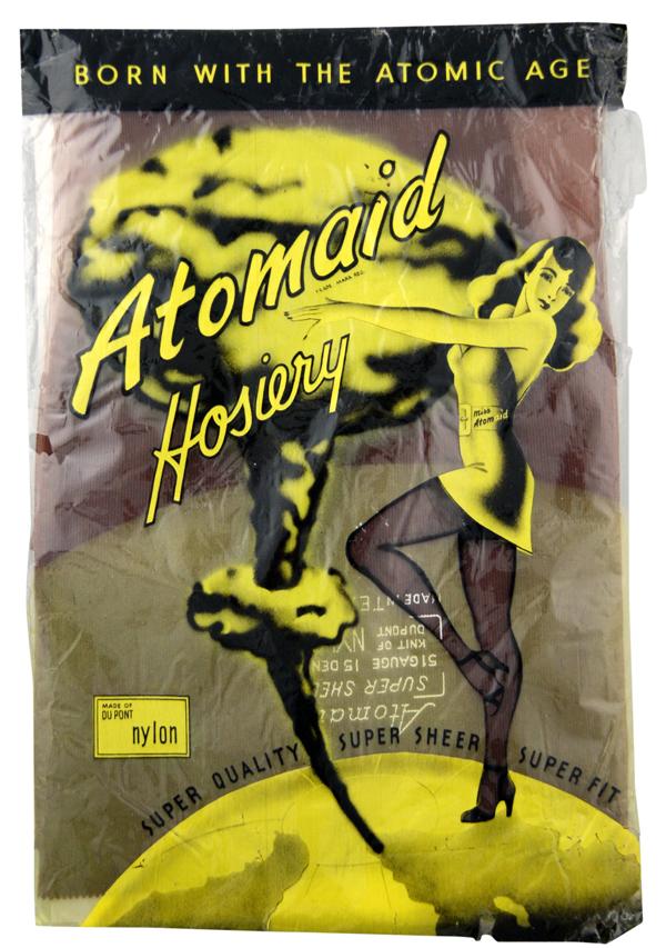 1940s Atomaid Nylon Stockings