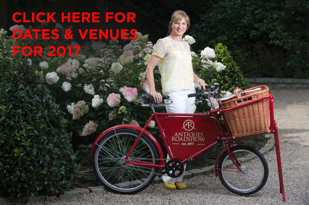 Fiona Bruce Antiques Roadshow Dates