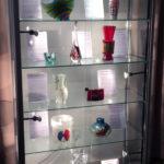 Mark Hill's exhibition of postwar Czech Glass at The Cambridge Glass Fair
