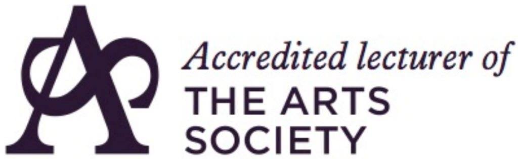 Arts Society Accredited Lecturer