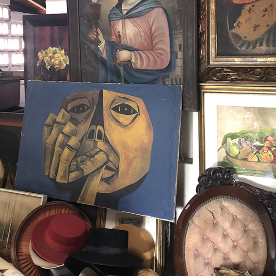 Antiques in Colombia