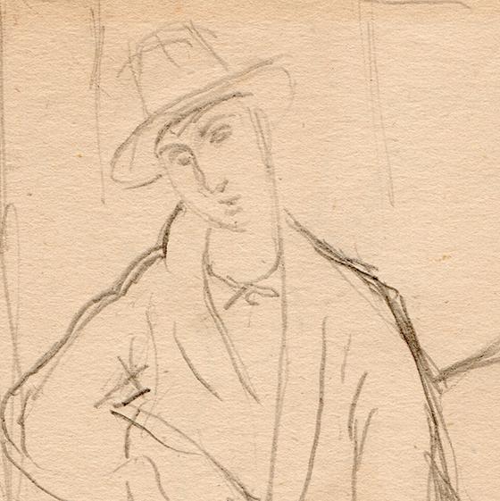 Marevna Modigliani Varvogli