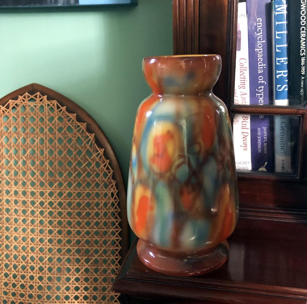 Sylvac Grecian vase