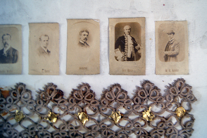 Folk Art Collage Picture