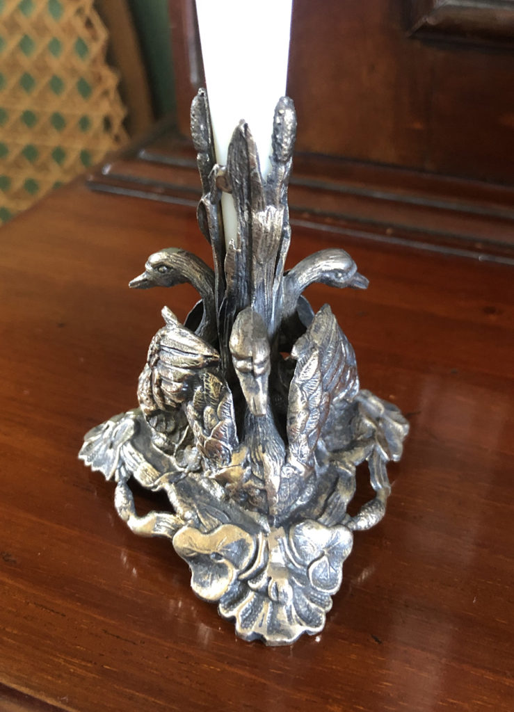 A Philip Ashberry & Son Victorian Epergne