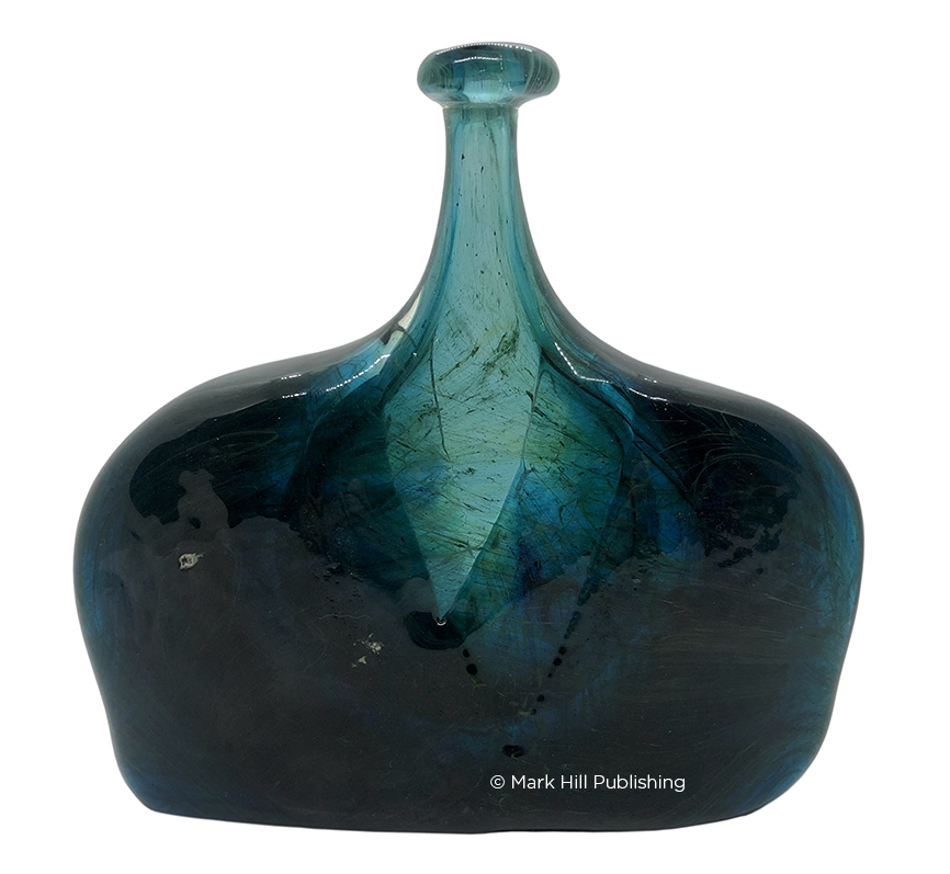 Michael Harris Fish Vase