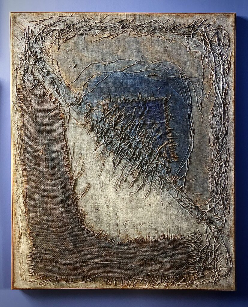 BBC Antiques Roadshow expert Mark Hill looks at the work of Jewish woman artist Hanna Eshel, in light of a painting he bought from her in 2000.