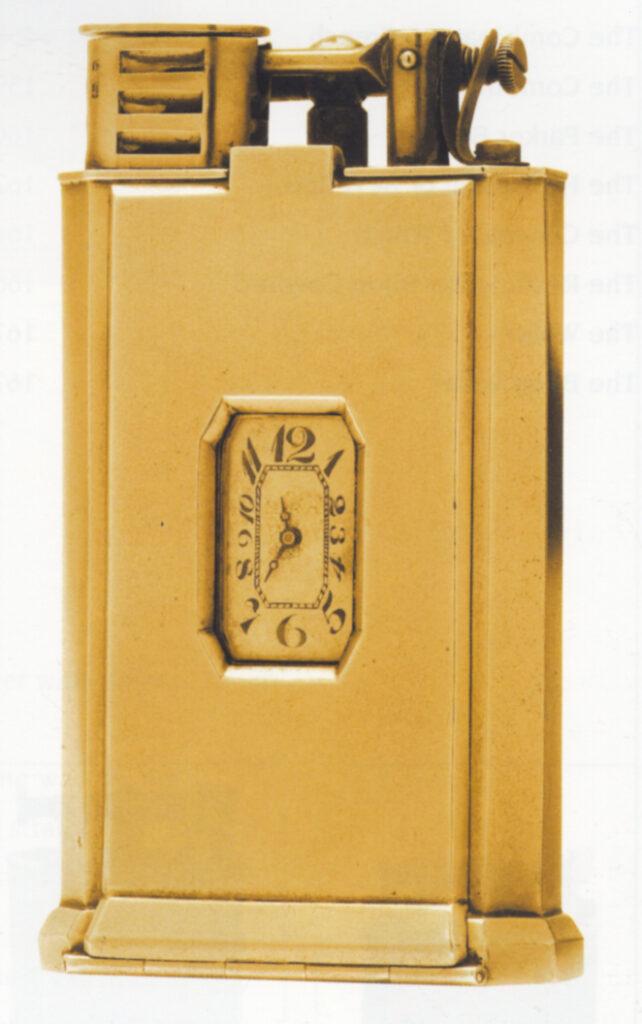 Dunhill Watch Lighter