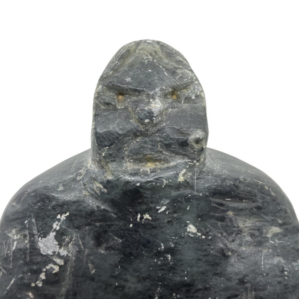 John Kavik Inuit Sculpture